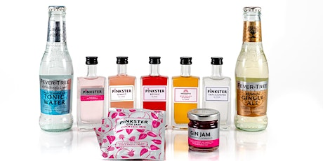 Pinkster Gin Tasting tickets