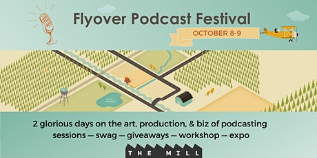 Flyover Podcast Festival tickets