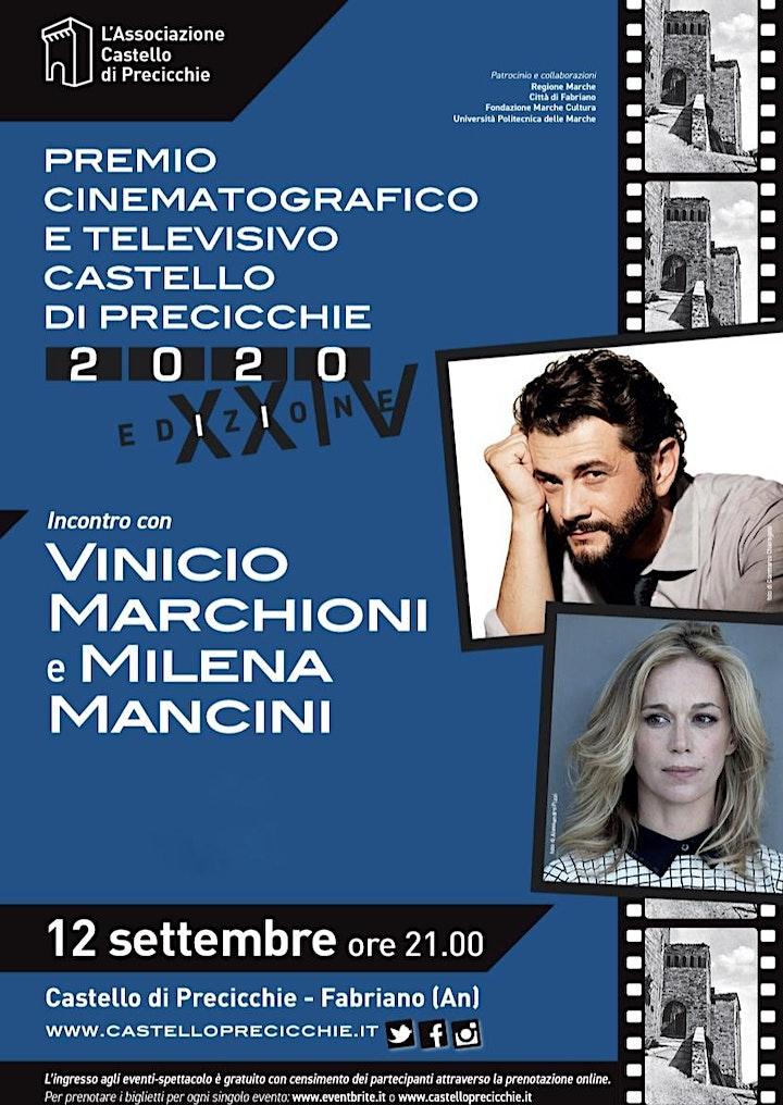 Immagine Incontro con Vinicio Marchioni e Milena Mancini