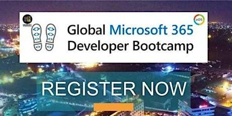 Global Microsoft 365 Developer BootCamp 2020 - Accra , Ghana tickets
