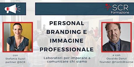Personal branding e immagine professionale biglietti
