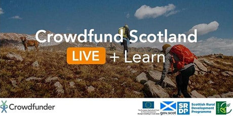 Crowdfund Scotland LIVE + Learn: How Crowdfunding Works tickets