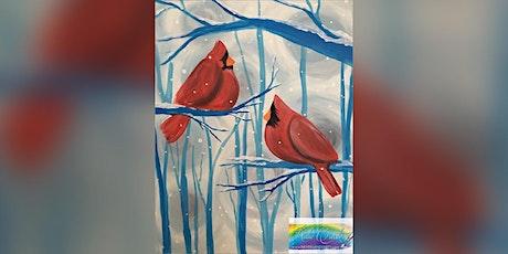 2 for1 Cardinals : Glen Burnie, SIdelines with Artist Katie Detrich! tickets