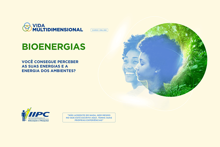 Imagem do evento Vida Multidimensional - Curso