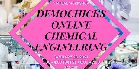 DEMOCHICKSONLINE CHEMICAL ENGINEERING tickets