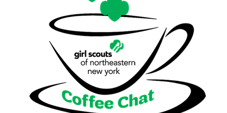 Girl Scout Virtual Coffee Chat for Warren and Washington Counties Residents tickets