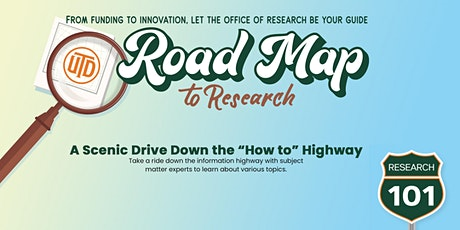 "RESEARCH 101:  A Scenic Drive Down the ""How to"" Highway tickets"