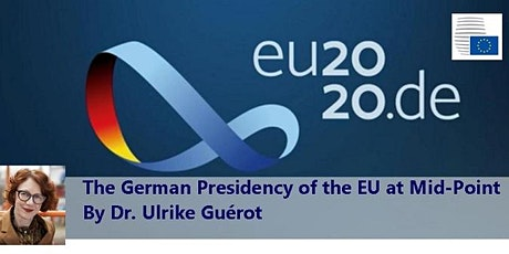 Webinar: The German Presidency of the EU at Mid-Point tickets