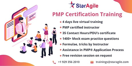 PMP Training workshop in Coral Springs , FL tickets