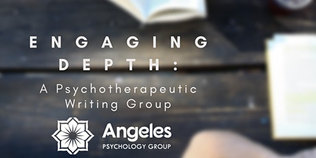 Engaging Depth: A Psychotherapeutic Writing Group tickets