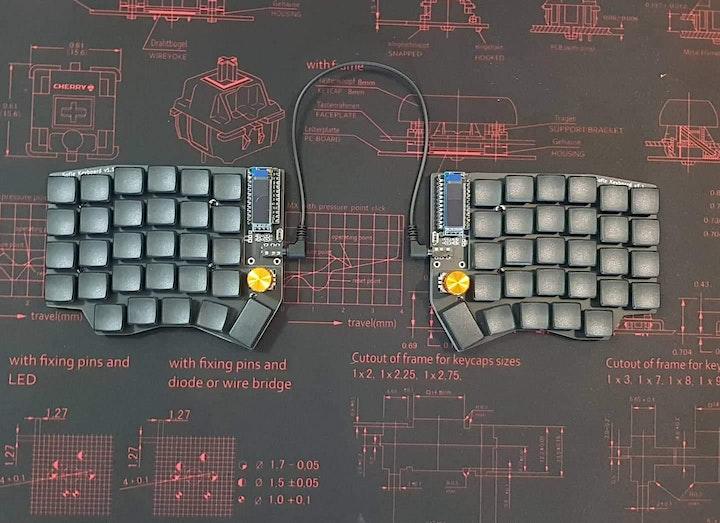 "OSHK for funtech: ""DIY Open Source Keyboards"" image"