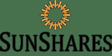 SunShares Webinar tickets