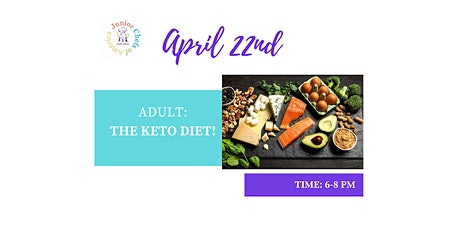 Adult Healthy Living Class - The Keto Diet tickets