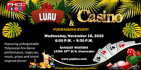 Luau and Casino Fundraiser tickets