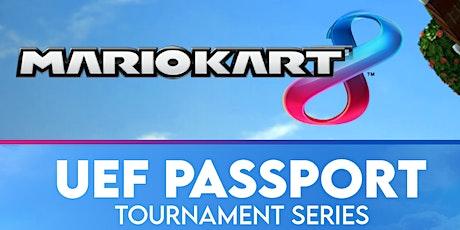 #UEF_Passport: MarioKart 8 @ 150 cc /  #free2play tickets