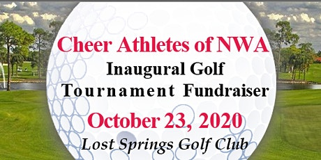 Cheer Athletes of NWA Inaugural Golf Tournament Fundraiser tickets