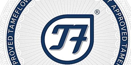 Mastering Flow - Online - EDT -  9:00-16:00 - (Certified TameFlow Traning) tickets