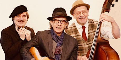 Max Schang = Sweet Atmosphere & Trio of Blues tickets