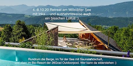 Yoga Retreat im traumhaften Bio Zen Resort Millstätter See. Zusatztermin! tickets