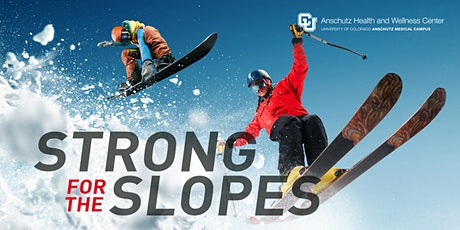 Strong for the Slopes - Ski and Snowboard Conditioning Series tickets
