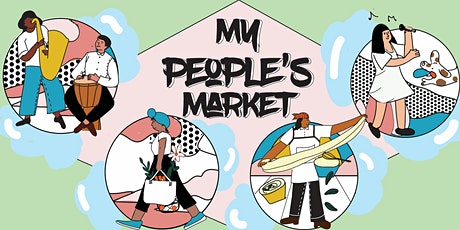 My People's Market 6 tickets