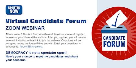 Duarte City Council Candidate Forum (Districts 2, 3, 7) tickets