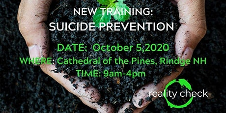Suicide Prevention tickets