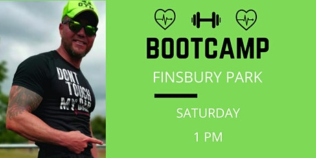 BOOTCAMP AT FINSBURY PARK tickets