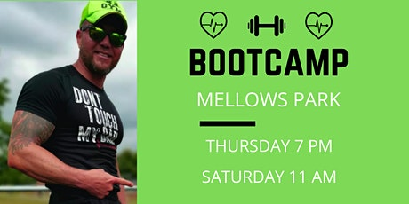 BOOTCAMP AT MELLOWS PARK tickets