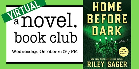 A Novel Book Club: Home Before Dark tickets