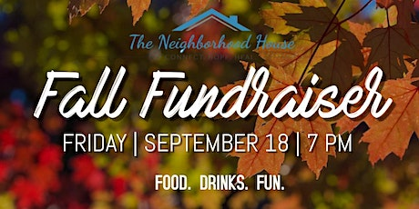 Annual Fall Fundraiser to Support The Neighborhood House of Long Island tickets