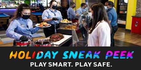 Main Event - Suwanee HOLIDAY SNEAK PEEK & Safe Celebrations tickets