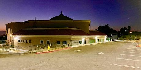 Fajr Prayer Reservation - EIC - Sept & Oct tickets