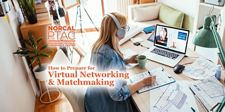 How to Prepare for Virtual Matchmaking & Networking | Webinar tickets
