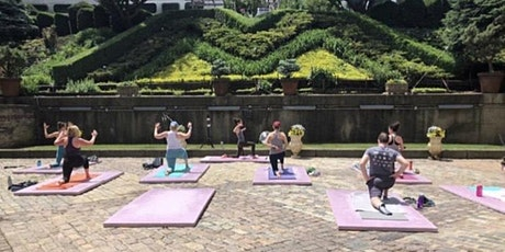 Outdoor Yoga/Pilates tickets