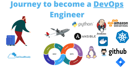 Journey to Becoming a Cloud/Tech/DevOps Engineer tickets