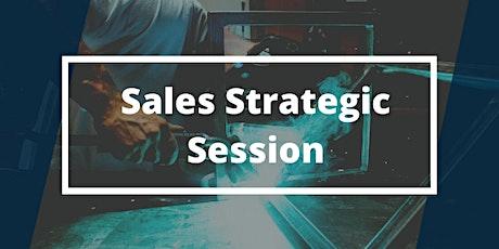 Sales Strategic Development Session tickets