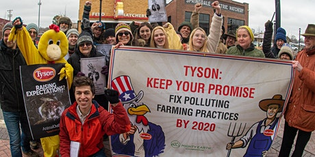 Tell Tyson's new CEO: Keep Your Promise tickets