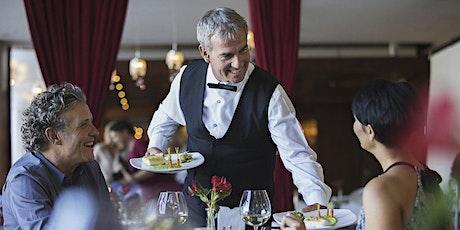 Curso online Inglés para camareros tickets
