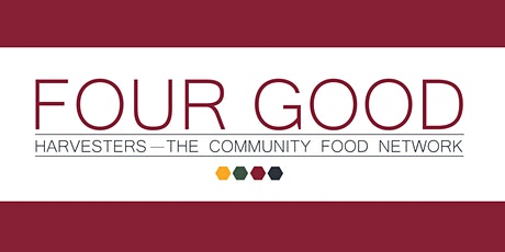 Four Good Virtual Series Part 2 - Four Good Food & Fun: All for Good! tickets
