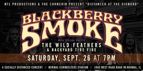 Blackberry Smoke w/ guests The Wild Feathers & Backyard Tire Fire tickets