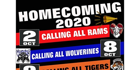 HOMECOMING 2020 tickets