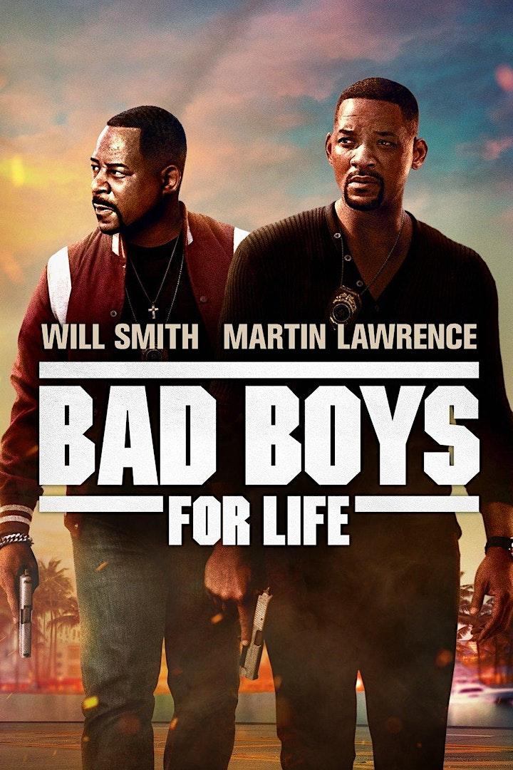 Starlite Drive In Movies - BAD BOYS FOR LIFE image