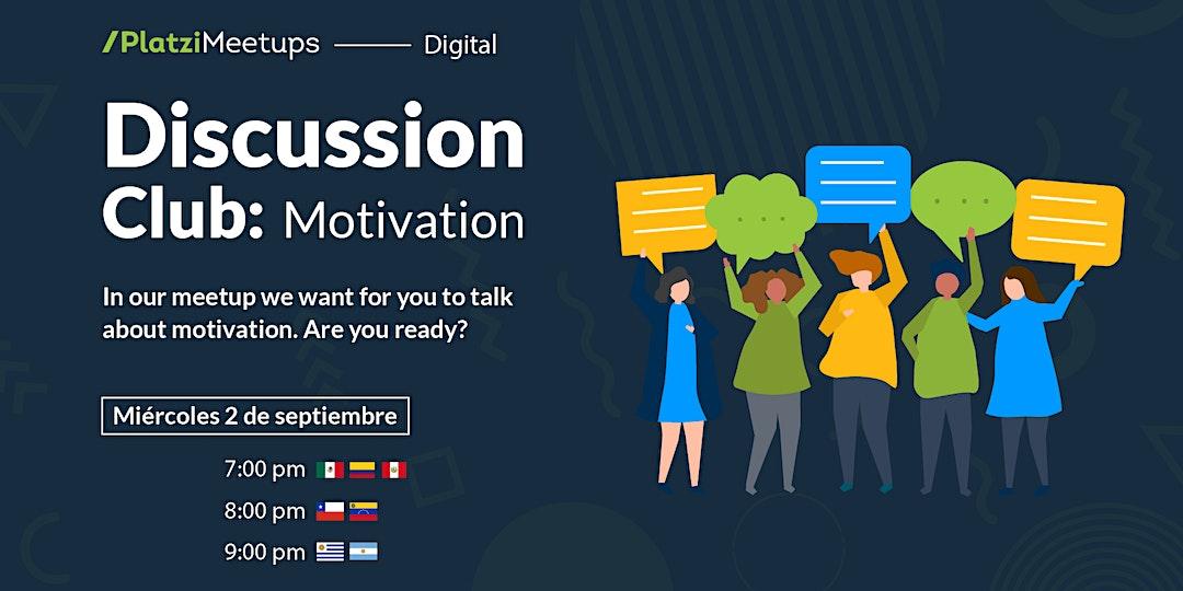 Anuncio de EnglishMeetup Web del 2 de septiembre a las 7pm