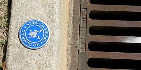 Storm Drain Marking tickets