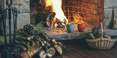 Easter Hygge Chats by the Fireplace:Deep Chats with people worldwide! tickets
