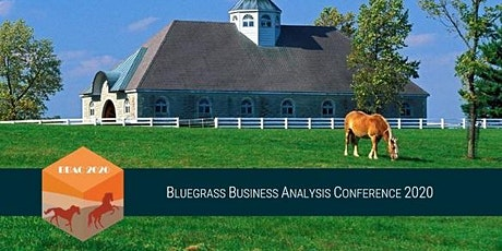 Bluegrass Business Analysis Conference (BBAC) 2020 tickets