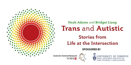 Book reading: Trans and Autistic Stories from Life at the Intersection tickets