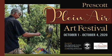 Prescott Plein Air Art Festival  Art Sale and Reception tickets