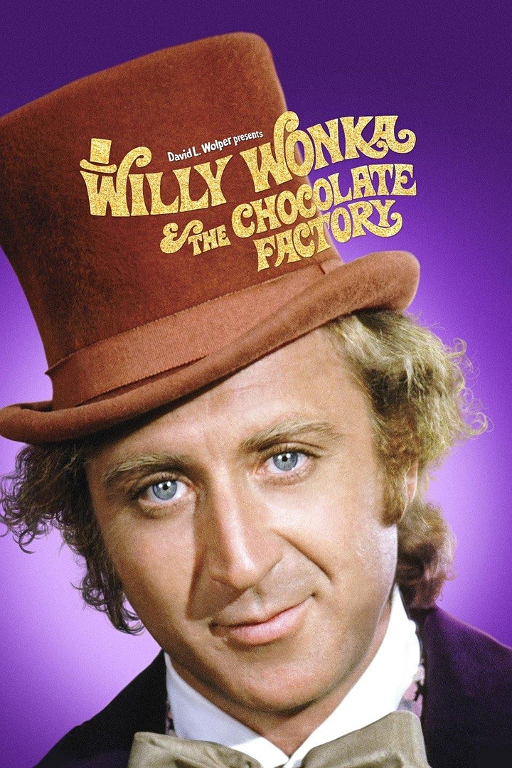 Starlite Drive In Movies - WILLY WONKA & THE CHOCOLATE FACTORY image